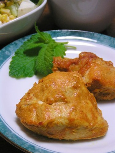 Juicy Tandoori Style Chicken