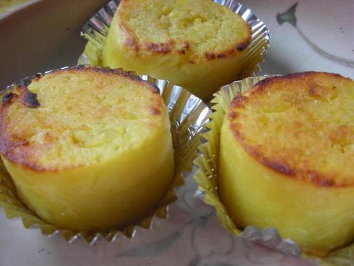 A Greengrocer's Sweet Potato Snacks