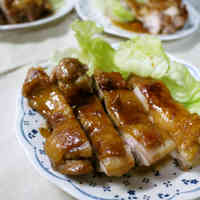 Chicken Cooked with Coke