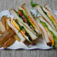For Brunch Easy Sandwich