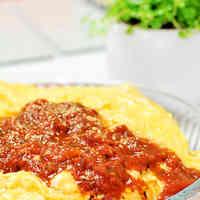 Omurice In Tomato Sauce