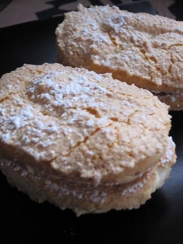 Crunchy & Moist Dacquoise