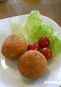 Arancini di Riso (Rice Croquettes)