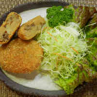 [Farmhouse Recipe] Nikujaga Croquettes
