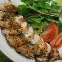 Chicken Breast Steak With Balsamico Sauce