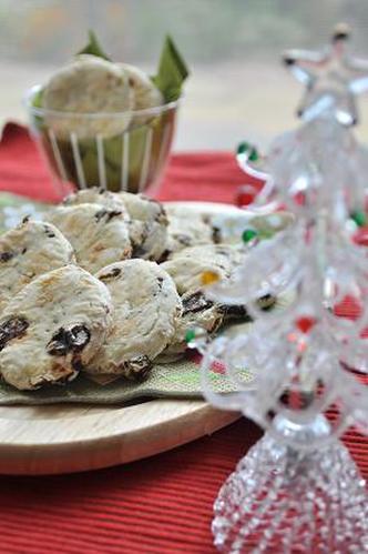 Macrobiotic Kiriboshi Daikon Cookies
