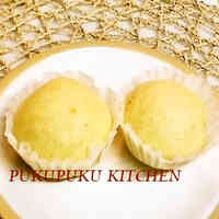 Plain Steamed Bread with Pancake Mix