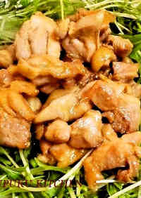 It Won't Burn! Soy Sauce and Mayonnaise Chicken Teriyaki