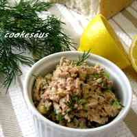 Tuna Salad with Dill and Lemon