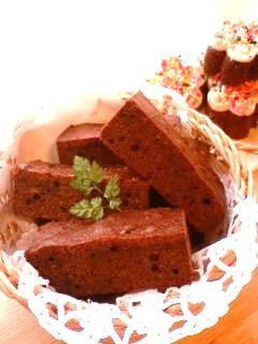 Baking with Children Easy Low-Calorie Brownies