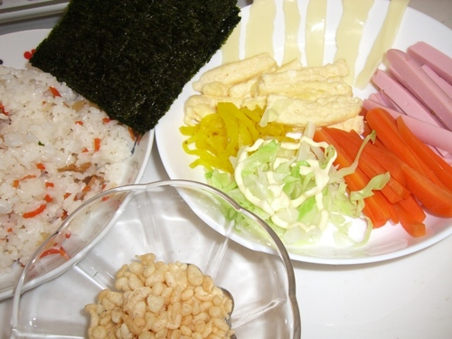 Children Will Love These ♪ Easy ♡ Hand-Rolled Sushi