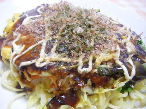 Manly Hiroshima-style Okonomiyaki