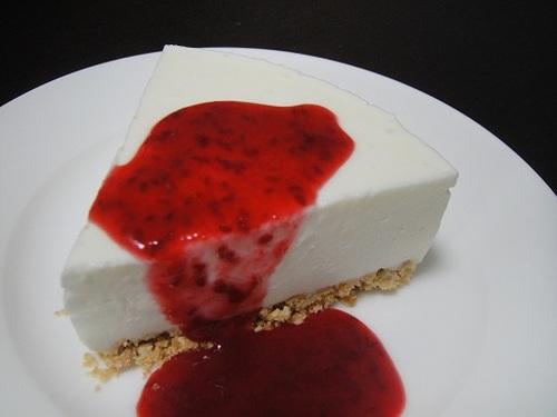 Rich Yet Refreshing! Simple No-Bake (Rare) Cheesecake