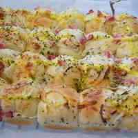 Simple & Savory Onion Rolls