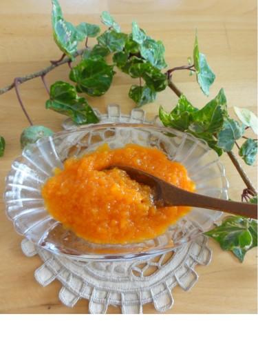 Vitalizing Carrot Jam