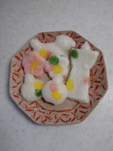 Mochi for the Doll's Festival