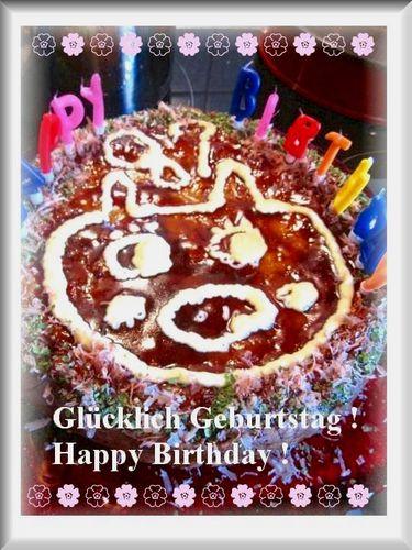 Cake-style Okonomiyaki