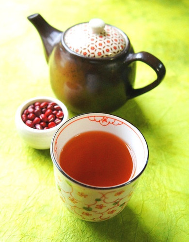 Aromatic Adzuki Bean Tea