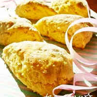 Soft & Crispy, Made with Jam Okara Scones