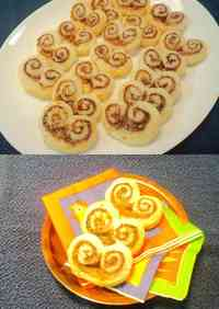 Palmiers Rolled With Love