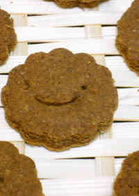 Barley Flour Cookies