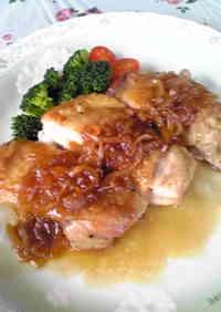 Butter & Soy Sauce Chicken Sauté