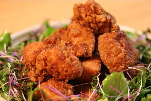 Chicken Tender Karaage With Chinese 5-Spice