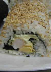 Futomaki or Ehomaki California Rolls