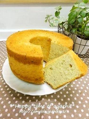 No Oil or Baking Powder Used! Sublime Banana Chiffon Cake