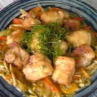 Miso Butter Sautéed Chicken