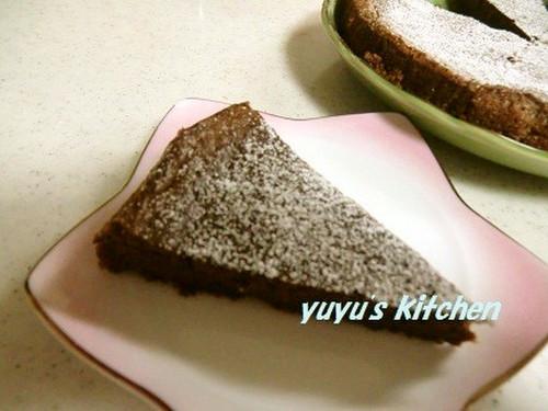 Very Easy Chocolate Cake