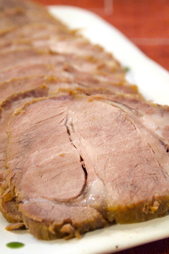My Simmered Pork Recipe- Easy Char Siu in a Pressure Cooker