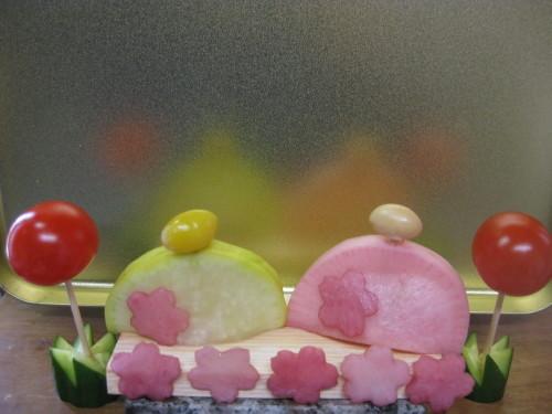 Oshizushi (Pressed Sushi) for Hina Matsuri (Doll's Festival)