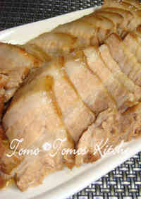 Soft Char Siu Pork Belly Cooked In A Pressure Cooker