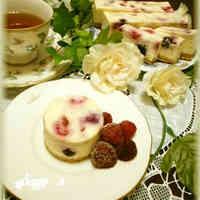 Rich Very Berry NY Cheesecake