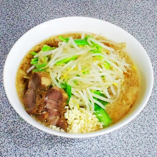 Make-at-Home Ramen Jiro Regular Version