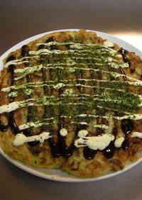 Standard Okonomiyaki