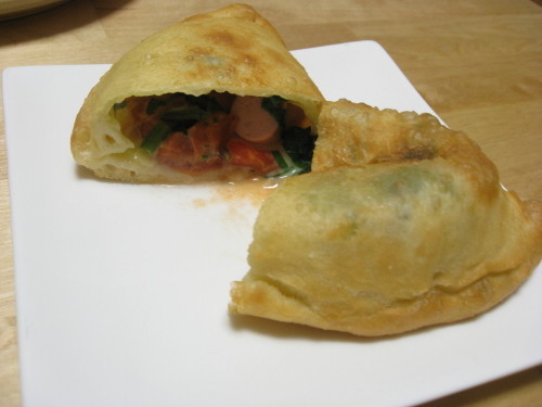 Deep-Fried Pizza-Panzerotti