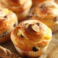 Rum Apple Raisin Bread