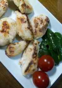 Tender Shio-koji Chicken Breasts