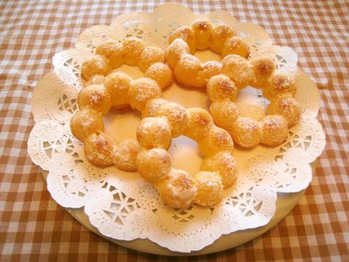 Baked Rice Flour Doughnuts