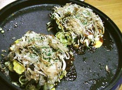 "My Family's Favorite Kansai-style ""Modan"" Okonomiyaki"