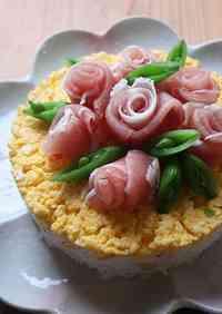 Cake Sushi for Celebration