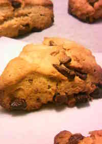 Easy with Pancake Mix, Starbucks-style Scones