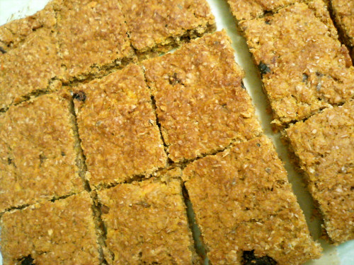 Oil-free & Sugar-free Ginger Carrot Bread