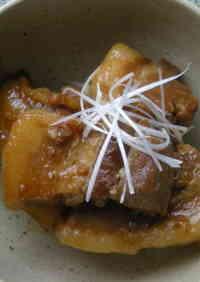 Soft Simmered Pork Belly