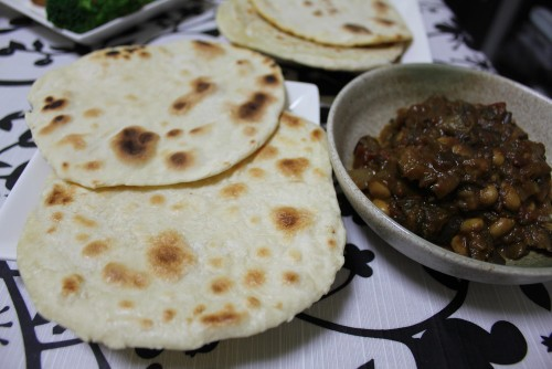 Oil-free, Easy and Delicious Chapati!