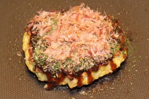 Recipe by the President of the Japanese Okonomiyaki Association!! Kansai-style Okonomiyaki