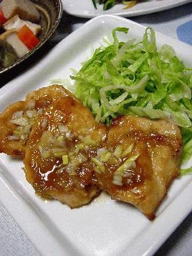 Chicken Breasts with Sweet Vinegar Sauce