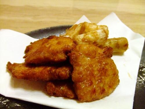 Moist Fried Chicken Karaage with Chicken Breast Meat
